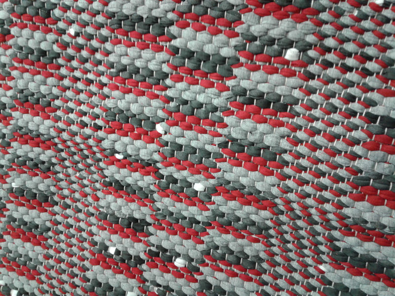 <ul><li>Kudottu matto 2 </li><li>69,00 € </li><li>98x138 cm </li><li>sidos:onnenpolku</li><li>trikookudetta</li></ul>